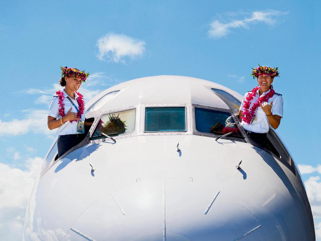 Image result for hawaiian airlines 90TH Anivrsary""